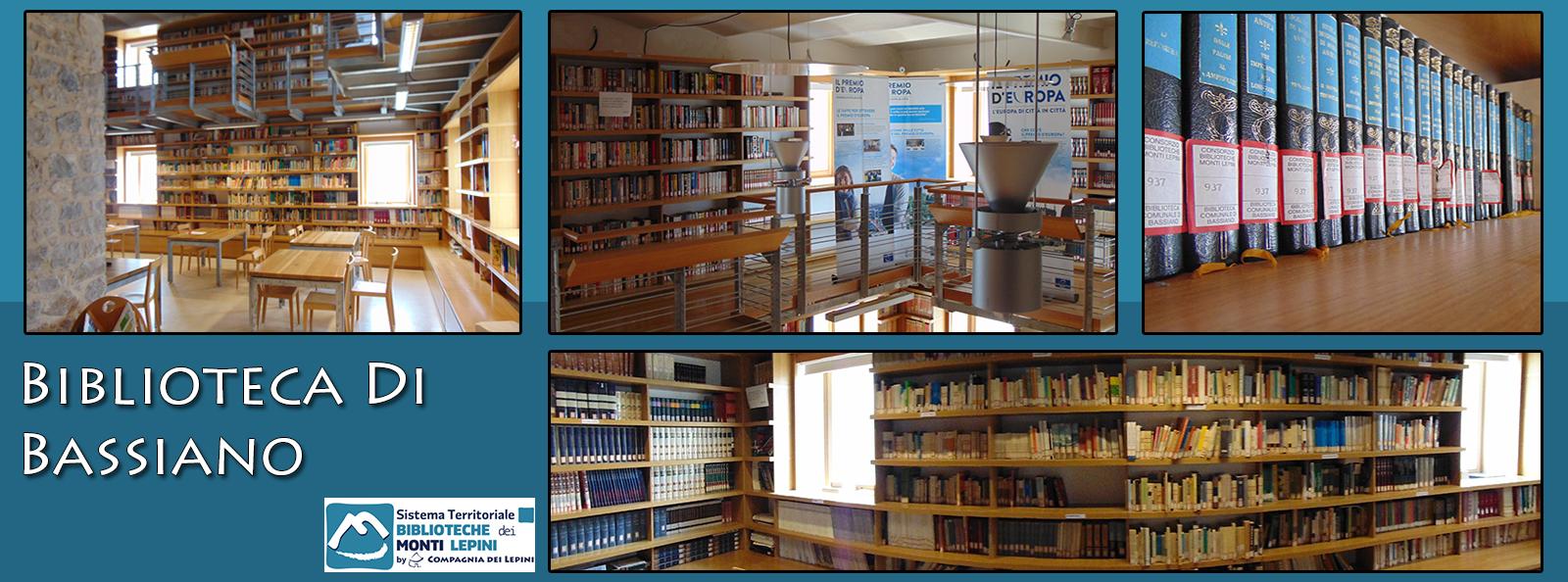 Bassiano - Biblioteca Comunale