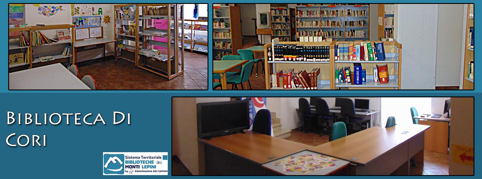 Cori - Biblioteca Comunale