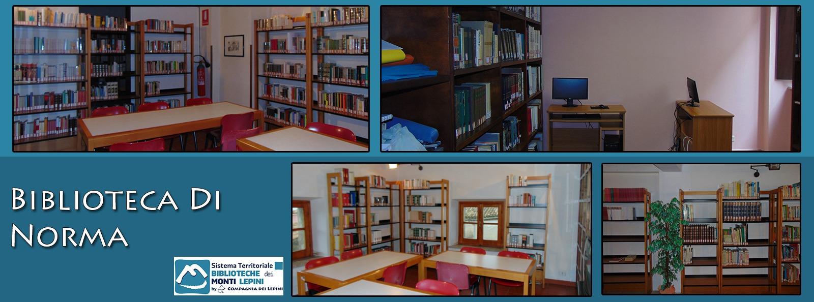 Norma - Biblioteca Comunale