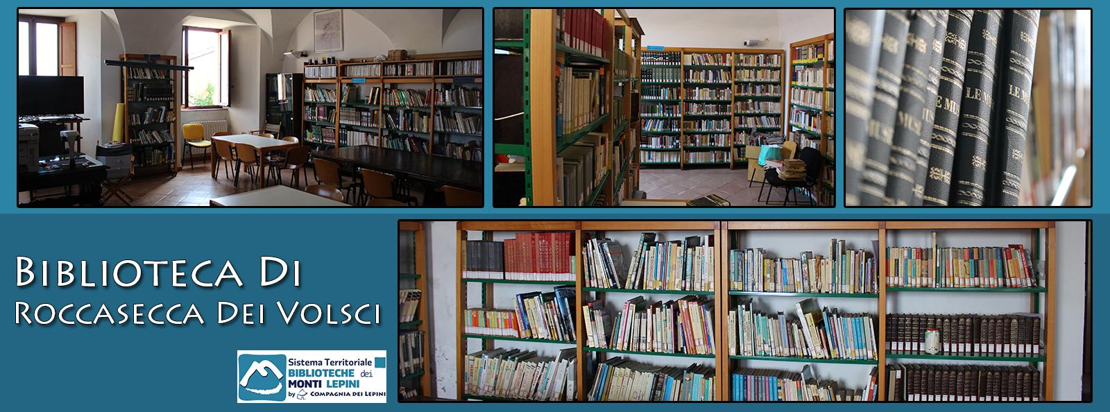 Roccasecca dei Volsci - Biblioteca Comunale