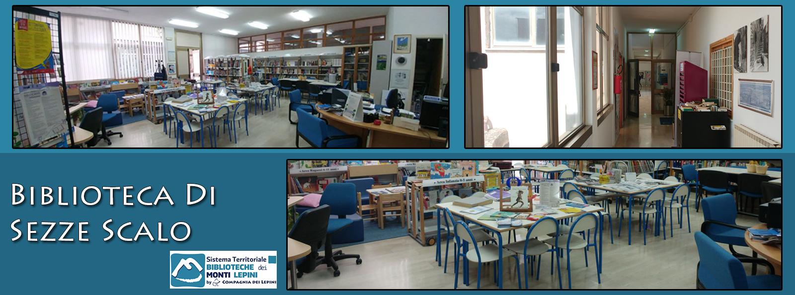 Sezze Scalo - Biblioteca Comunale