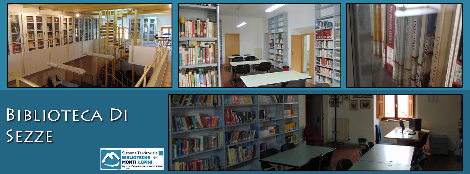 Sezze -Lt - Biblioteca Comunale