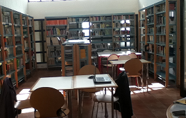 Serrone - Biblioteca Comunale